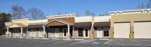 Baltimore and Maryland Commercial Inspections Shopping Centers